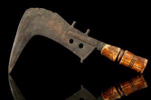 ivory and iron Trombash