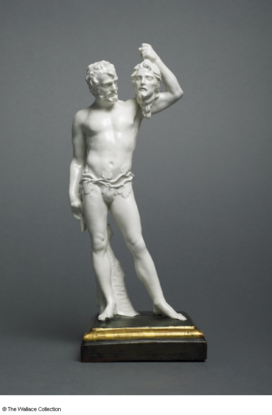 doccia porcelain john the baptist wallace collection