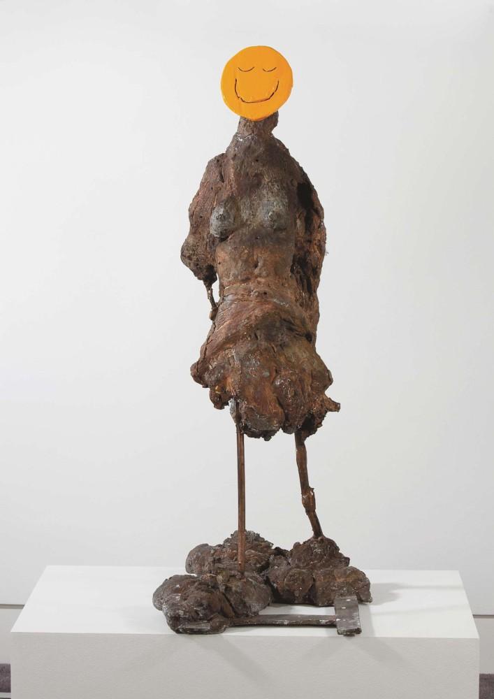 Marc Quinn bronze sculpture