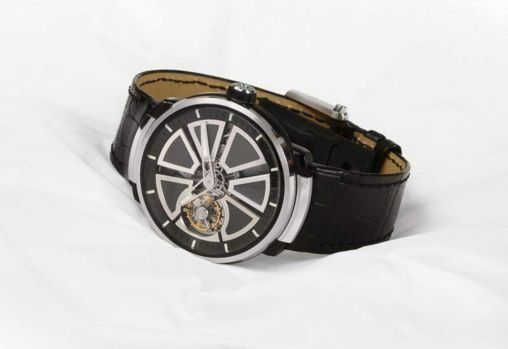 Fabergé Visionnaire platinum Tourbillon