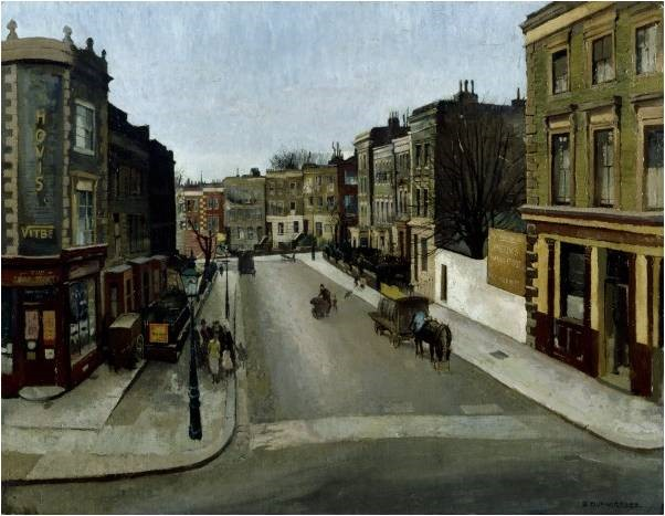 ''streetview London Harry Rutherford''
