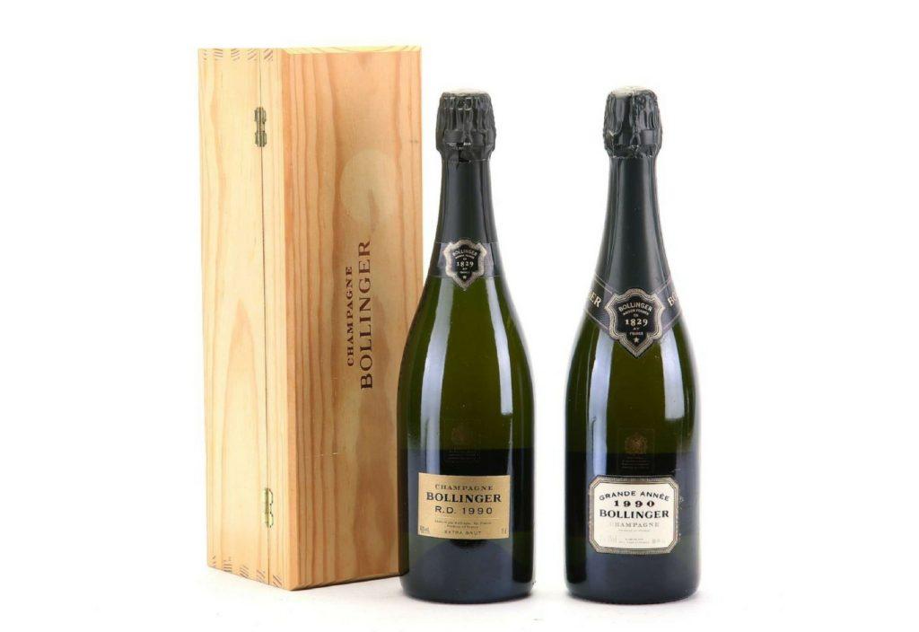 Bollinger Champagne Grande Annee RD