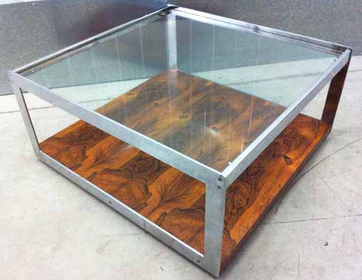 Merrow Associates Rosewood Coffee Table