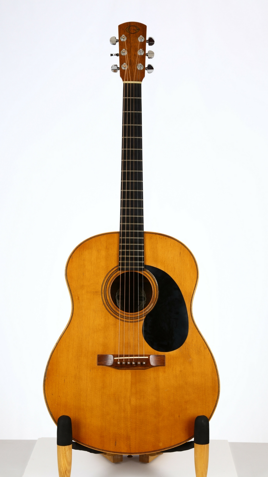 Michael Gurian acoustic guitar