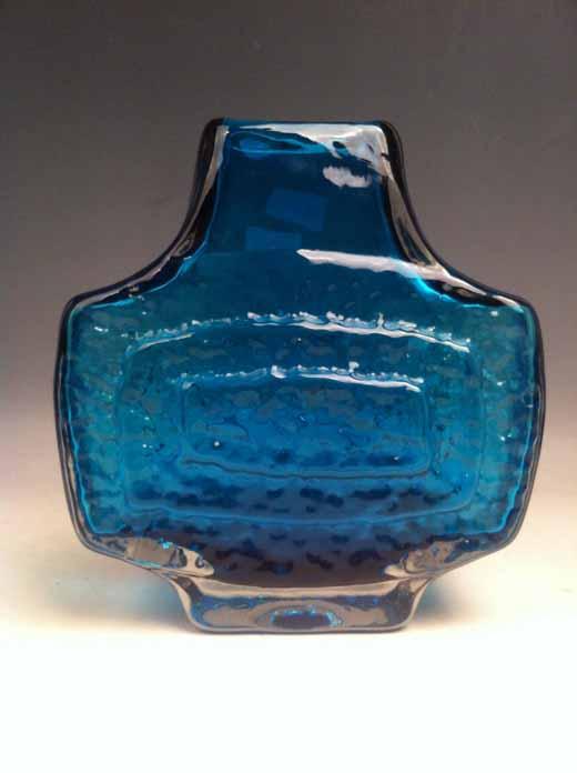Whitefriars Geoffrey Baxter TV Vase
