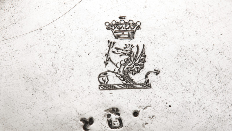 The Enniskillen Bowls: Asiatic Engravings and Traditional Heraldry