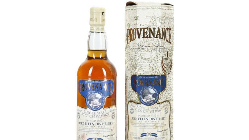 A Lost Treasure - Port Ellen Single Malt Whisky