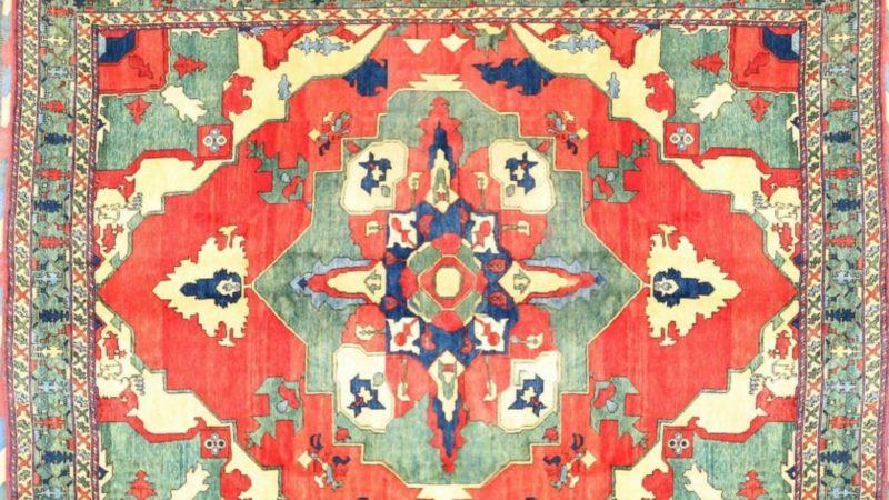 Autumn Layers - Fine Oriental Rugs & Carpets