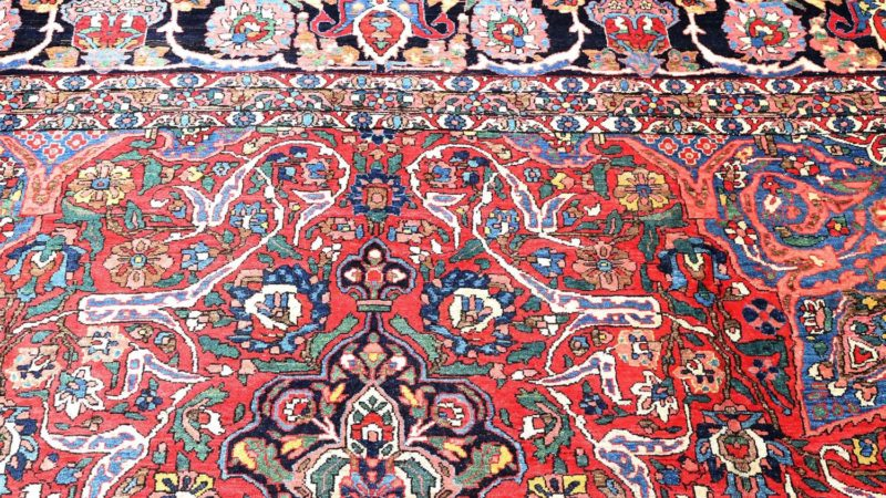 A Story of Survival – Fine Oriental Carpets & Rugs