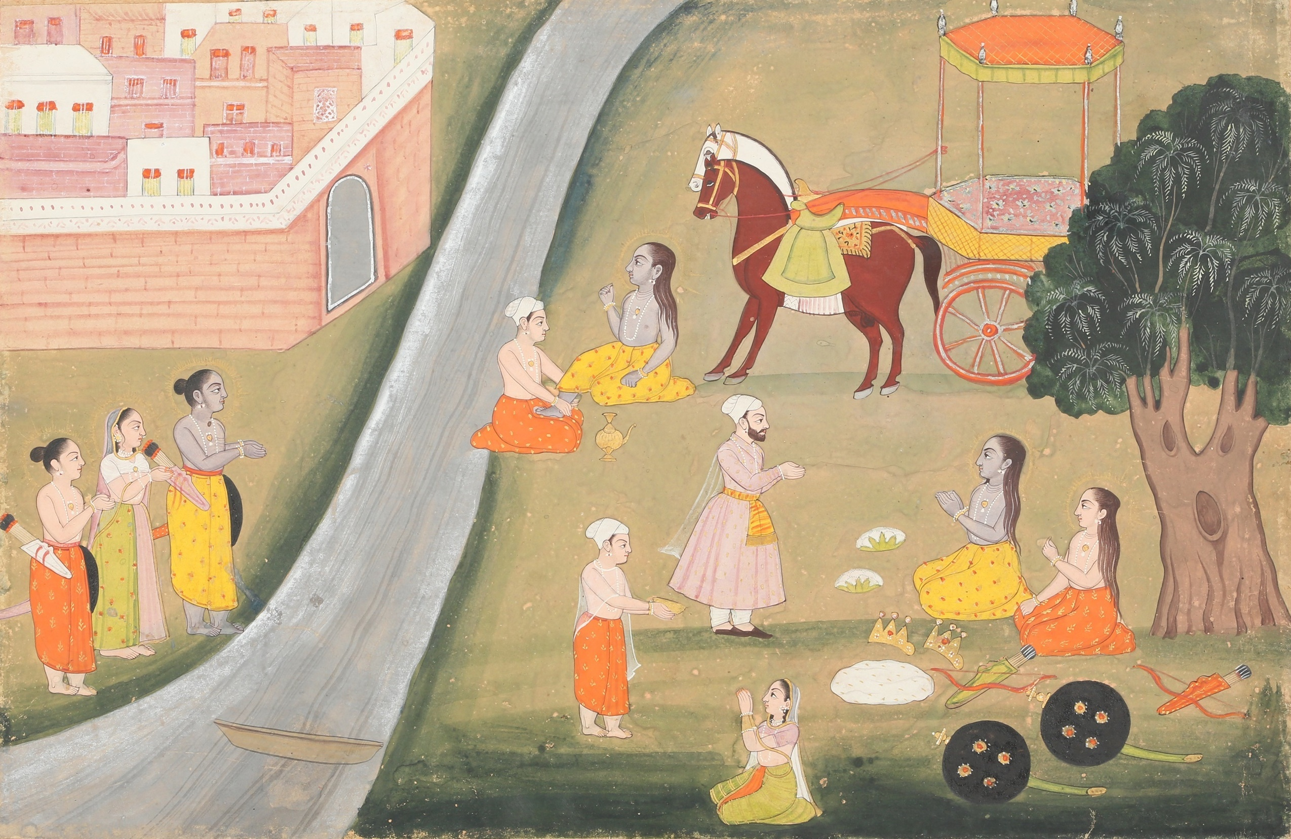 Islamic & Indian Paintings: The Dexter Collection Part II