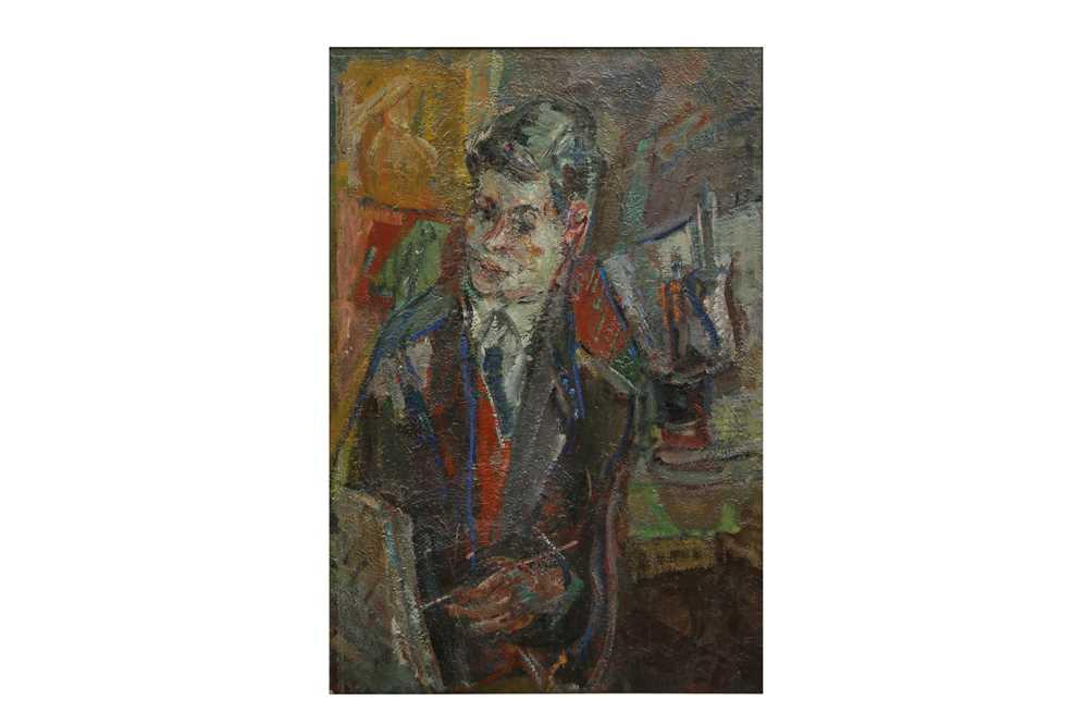Michel Kikoïne, Portrait of Jacques Chalom