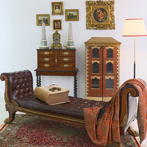 Interiors, Homes & Antiques