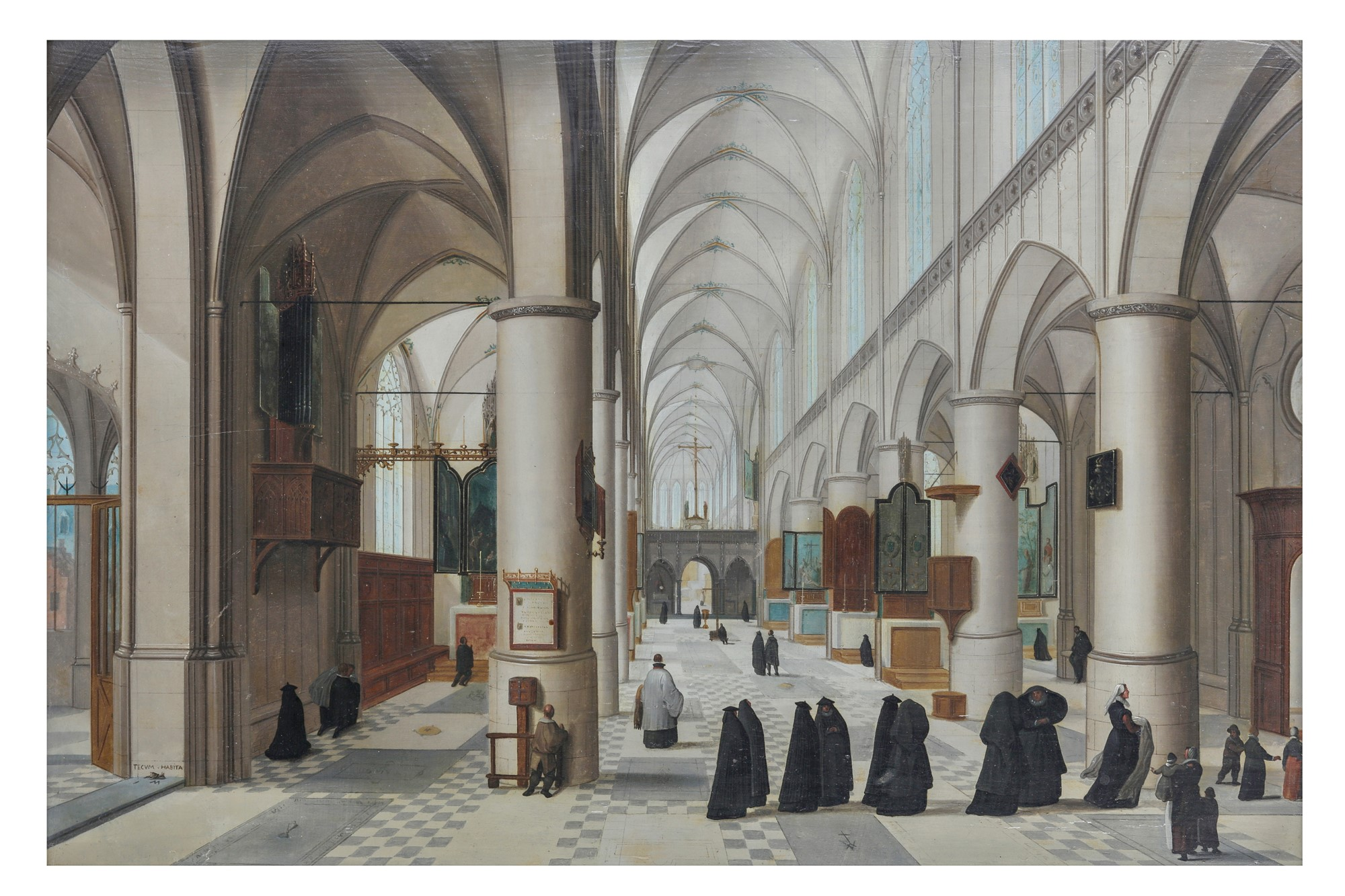 Old Masters, Antwerp Cathedral