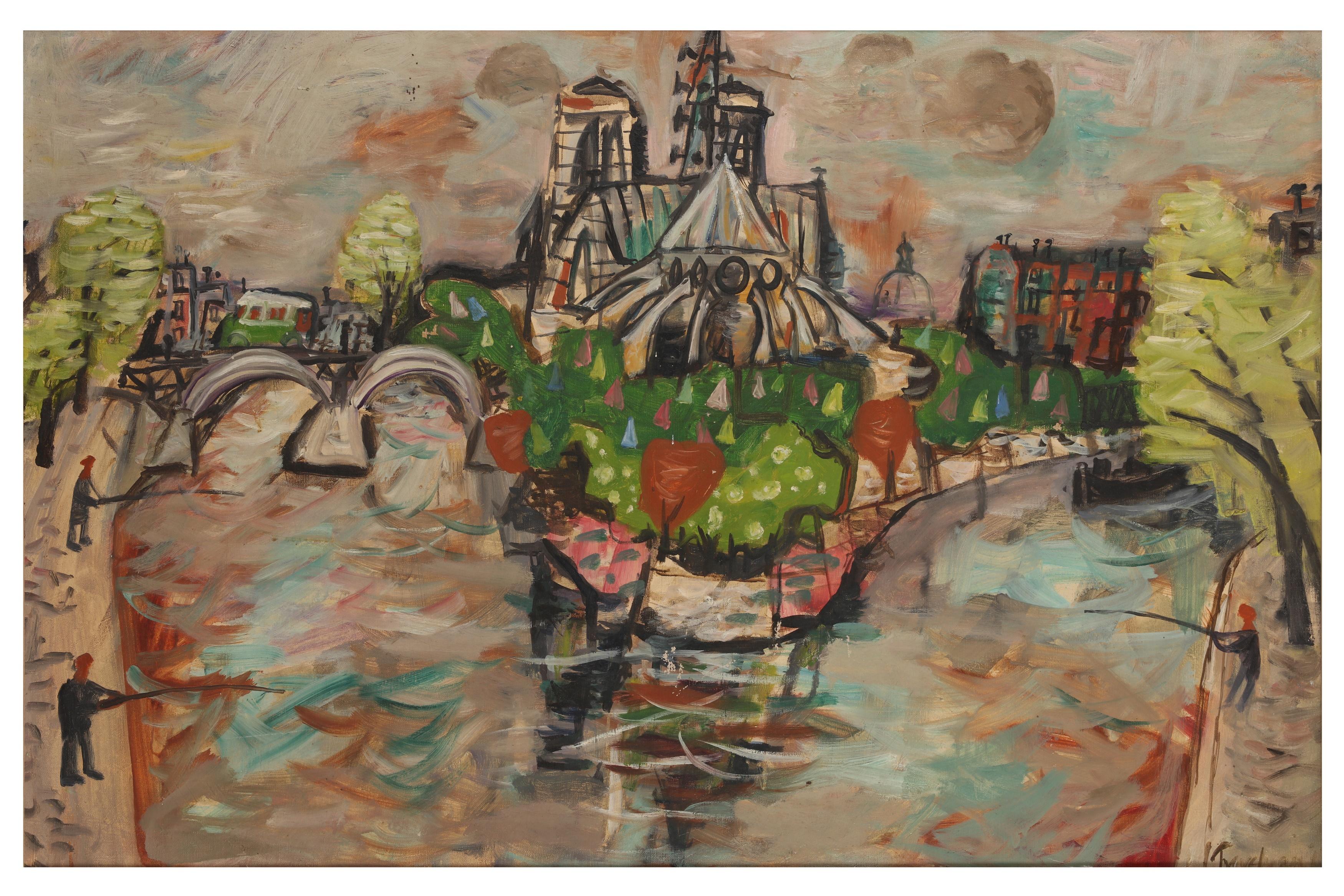 Modern & Post-War British Art