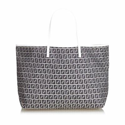Lot 275 - Fendi Micro Beaded Baguette, silver beaded bag...