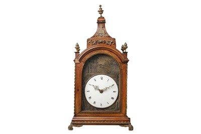 Lot 24 - A LATE 18TH CENTURY CHINESE EXPORT MAHOGANY...