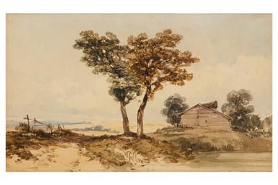 Lot 197-WILLIAM CALLOW RWS (BRITISH 1812 - 1908) On...