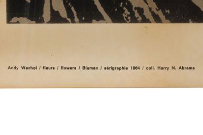 Lot 19-ANDY WARHOL (AMERICAN 1928-1987)