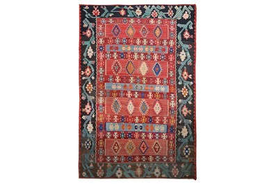 Lot 29-A KARABAGH KILIM, SOUTH CAUCASUS approx:...