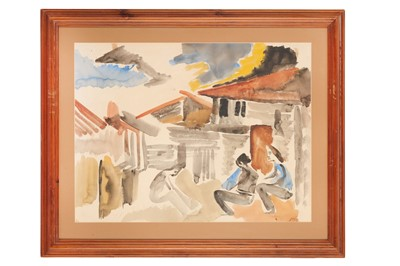 Lot 17 - EXPRESSIONIST SCHOOL (EARLY 20TH CENTURY)