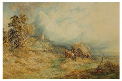 Lot 163-EDWARD GEORGE HANDEL LUCAS (BRITISH 1861 -1936)
