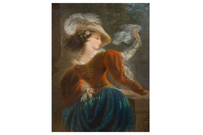 Lot 634-ATTRIBUTED TO GIUSEPPE CADES (ROME 1750 - 1799)