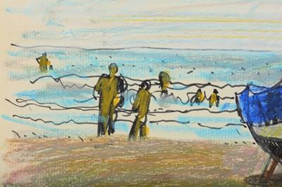 Lot 19-ALBERTO MORROCCO, R.S.A., R.S.W. (1917-1998)