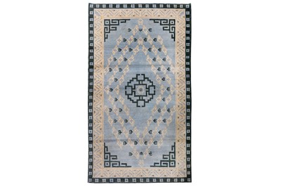 Lot 21-A FINE TIBETAN RUG approx: 6ft.3in. x 3ft.10in....