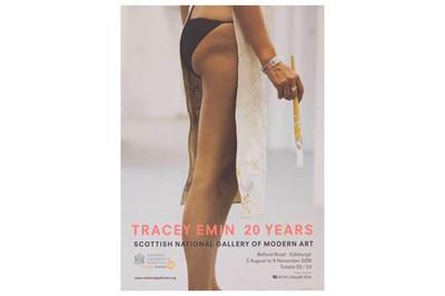 Lot 306-Emin (Tracey) Tracey Emin 20 Years,...