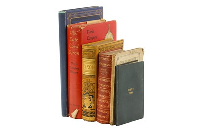 Lot 13-THE POETICAL WORKS OF LORD BYRON The Poetical...