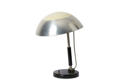 Lot 34-GERMANY:- A table lamp, of industrial design,...