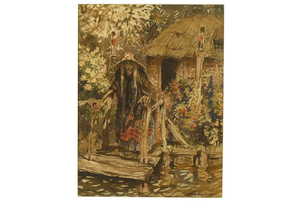 Lot 245-Rackham (Arthur)