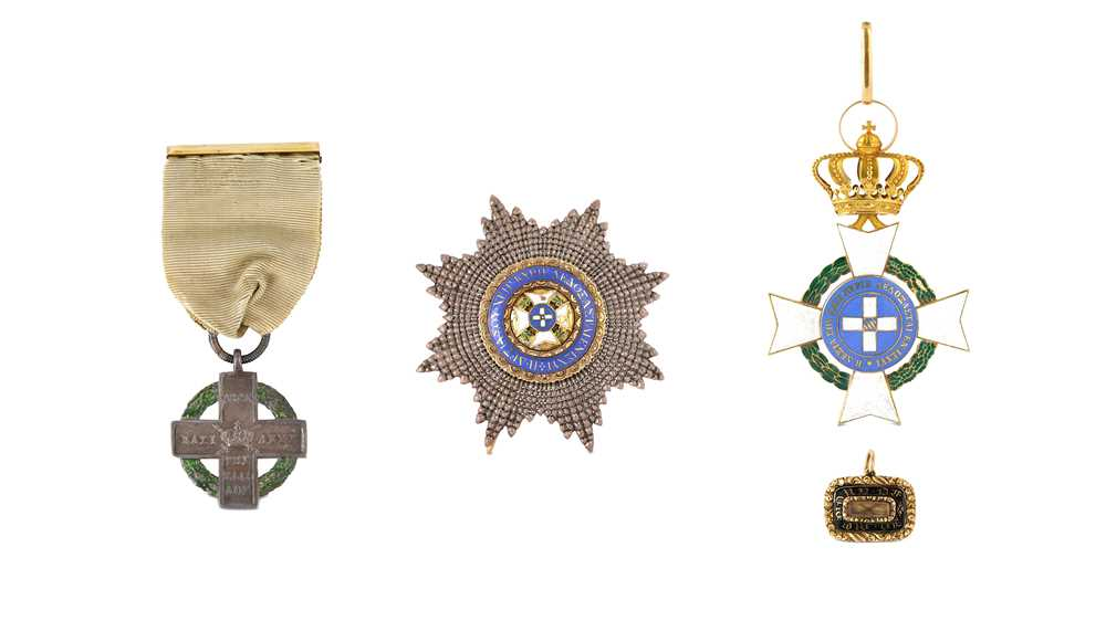 Lot 66-AN EXCEPTIONALLY FINE 'ORDER OF THE REDEEMER'...
