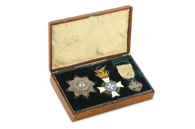 Lot 66 - AN EXCEPTIONALLY FINE 'ORDER OF THE REDEEMER'...