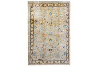 Lot 15-ARTS & CRAFTS STYLE CARPET approx: 8ft.10in. x...
