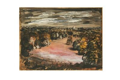 Lot 27-ATTRIBUTED TO JOHN PIPER, C.H. (1903-1992)