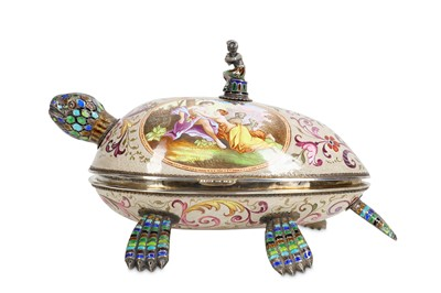 Lot 168 - THE MYTHICAL TORTOISE: A FINE AND RARE LATE...
