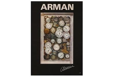 Lot 37 - ARMAN (FRENCH 1928-2005)