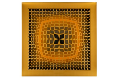 Lot 38-VICTOR VASARELY (HUNGARIAN B. 1906)