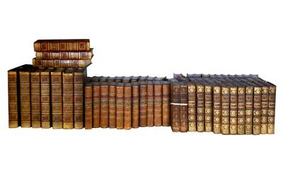 Lot 5-Bindings, French Literature.-...