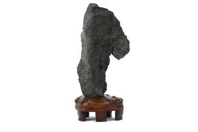 Lot 63-A CHINESE SCHOLAR'S ROCK.