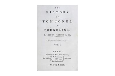Lot 18-Fielding (Henry) Pasquin. A dramatick satire...