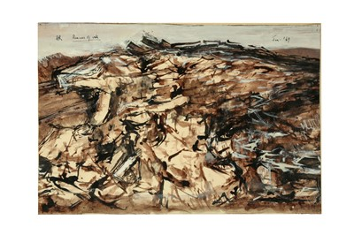 Lot 28-ANTHONY ROSSITER (1926-2000)