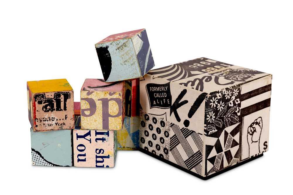 Lot 2-Faile (est.1999), 'Bedtime Stories Blocks'