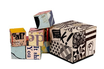 Lot 2-Faile (est.1999), 'Bedtime Stories Blocks'