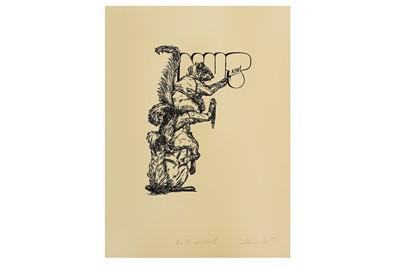 Lot 31-Brian Adam Douglas (American, b.1972), 'Bust A Nut'