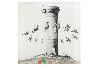 Lot 409-Banksy (b. 1974) 'Walled Off Hotel Box Set' 2017...