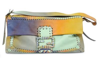 Lot 298 - Fendi Baguette Grande Maxi Convertible Bag