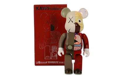 Lot 429-KAWS (American, b.1974) 'OriginalFake Dissected...