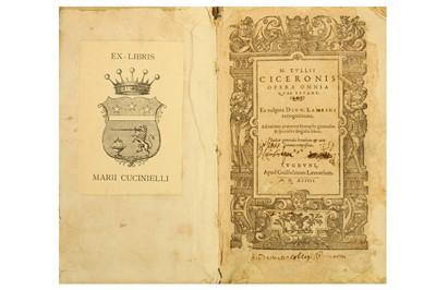 Lot 37-Latin Classics.- Quintilianus (Marcus Fabius)